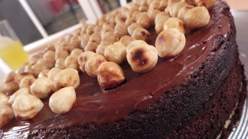 Recipe Review: Nigella Lawson's Nutella Cake