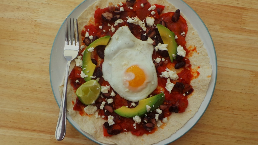 Recipe: Huevos Rancheros