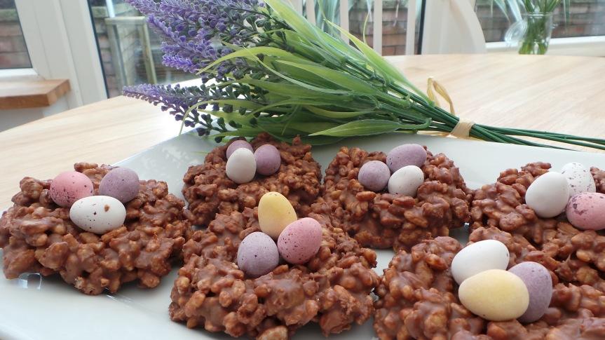 Recipe: Chocolate NestCakes