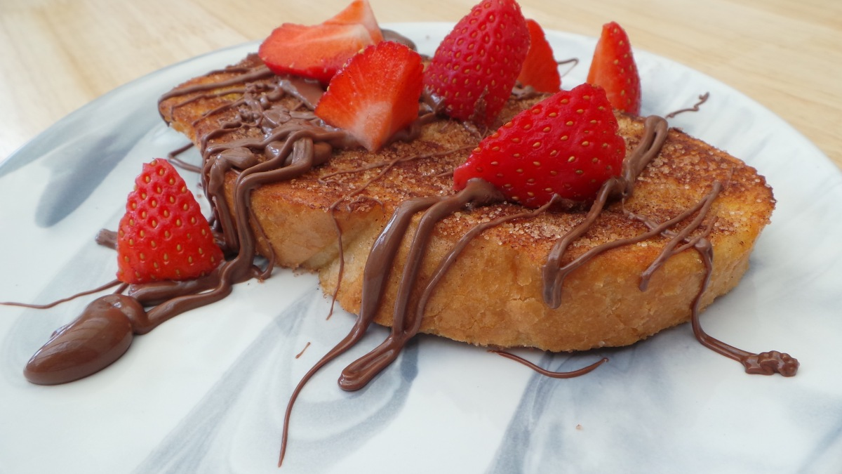Recipe: Churros French Toast