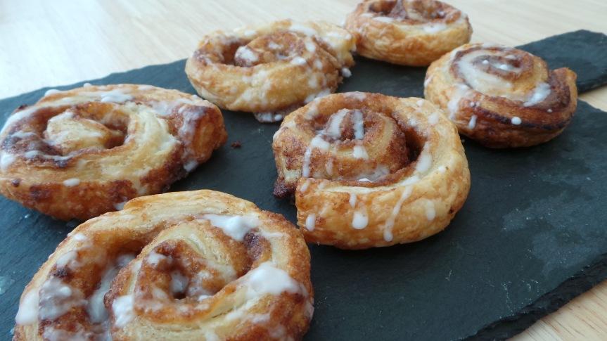 Recipe: Easy CinnamonSwirls
