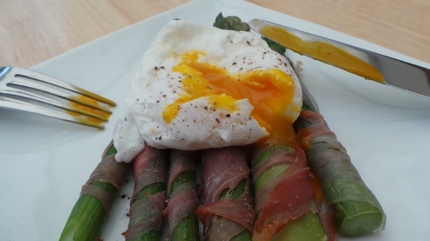 Recipe: 3 Ingredient Asparagus Brunch