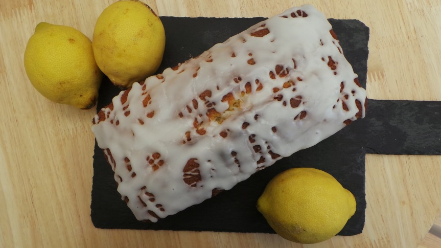 Recipe Review: Leon's Lemon Cake