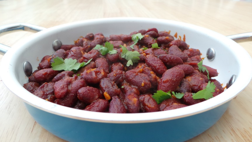 Recipe: Pimped Up Kidney Beans