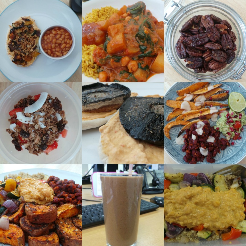 My Vegan Week