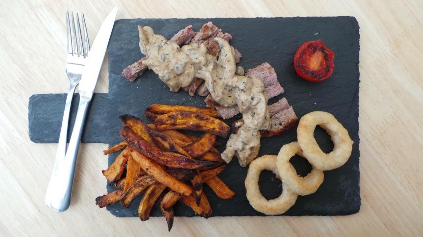 Recipe: Steak'n'Stuff