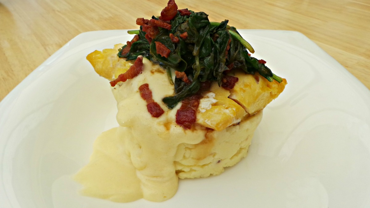 Recipe: MasterChef Style Smoked Haddock