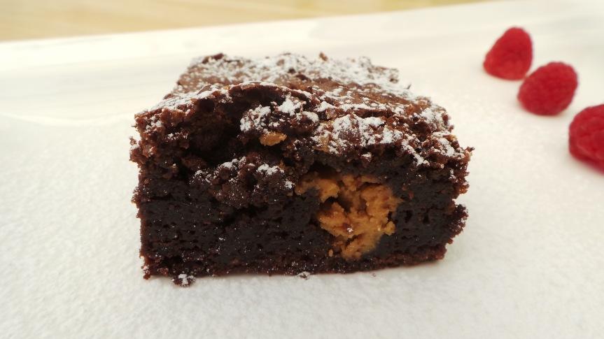 Recipe: Peanut ButterBrownies