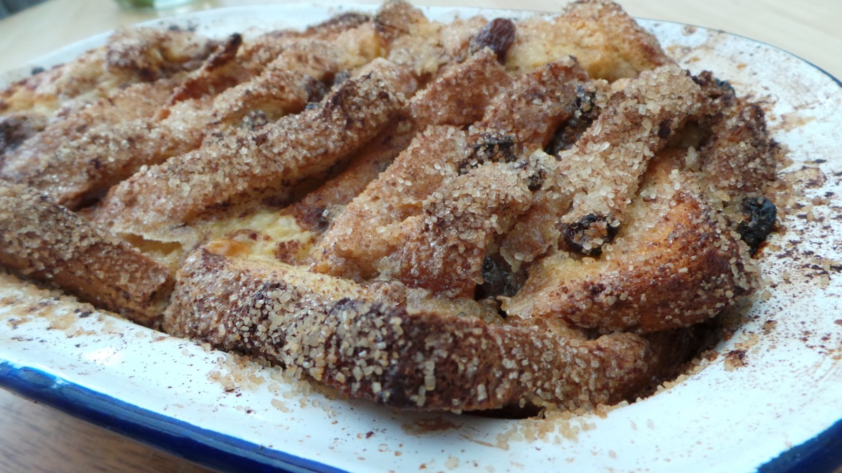 Recipe Review: Gordon Ramsay's Bread and Butter Pudding