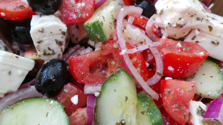 Recipe: Greek Salad
